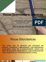 Rocas Sedimentaria Clasticas