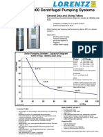 BELL Solar Water Pump PS 600