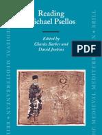 Barber, c. & Jenkins, d. (Eds)_2006_reading Michael Psellos
