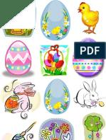 Easter Egg Hunt Cards