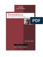 Lemos_Introducao a Homiletica