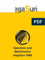 4500 operation and maintenance