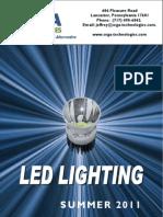 SEGA LED Booklet Email