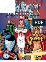 Silver Age Sentinels_ D20 Edition