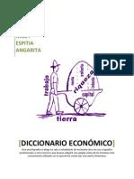 DICCIONARIO ECONOMICO