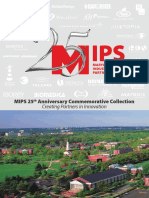 MIPS 25th Anniversary Commemorative Collection