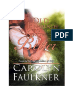 Carolyn Faulkner - Old Enough to Know Better [Blushing] (PDF)