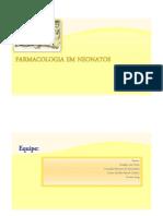 Farmacologia Veterinária 2