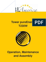 pure energy assembly maintenance operation