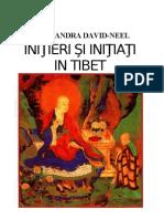 Alexandra David Neel - Initieri Si Initiati in Tibet 1.0 N