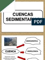 Clasificacion de Cuencas
