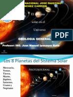 Clase 3 Sistema Solar