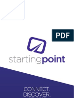 Starting Point Brochure