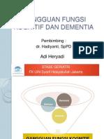 Baru Konfusio Akut Dan Dementia
