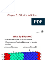 5_Diffusion in Solids