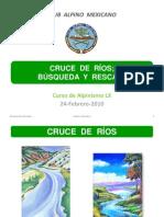 CAM Cruce de Rios Busqueda y Rescate