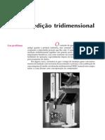 Medição tridimensional