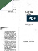 Platão. Primeiro Alcibíades. Trad. Carlos Alberto Nunes. Pará. Universidade Federal do Pará, 1975