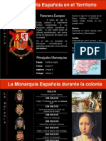 1. La Conquista