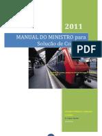 Manual do Ministro para solução de conflitos