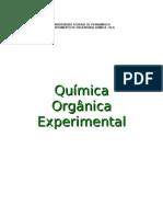 química orgânica experimental