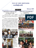 Feb 3, 2013 Acr Weekly News Letter