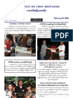 Feb 10,2013 Acr Weekly News Letter