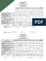 Table of Specs in Grade 7 ICT