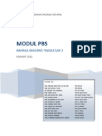 BI module PBS form 2
