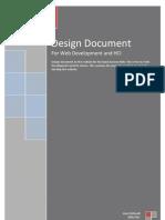 Design Document Web Hci