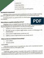 Study Notes Aje