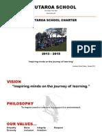 Koputaroa School Charter:Annually Updated Section