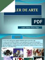 ARTE Y TEORÍA DEL COLOR.  UPLA