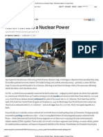 North Korea is a Nuclear Power - By Andrei Lankov _ Foreign Policy