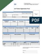 Application Form MT2013