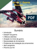 Aviação na 1° Guerra Mundial