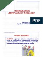 Introducción a la Higiene Industrial