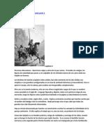 Mi Lectura Del Quijote, 2a Parte 2 y 3