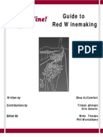 Home Winemaking Instructions