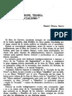 Olvera - Umberto Cerroni, teoría política y socialismo