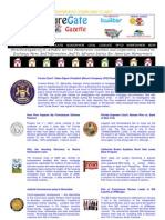 Wednesday - February 13, 2013 - ForeclosureGate Gazette