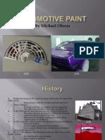 Automotive Paint_Michael Olvera