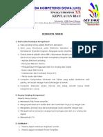 Soal LKS Kepri Electronica Application 2012
