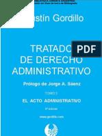 Gordillo, A. -Tratado de Derecho Administrativo Tomo III