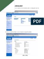 6 Como Deshabilitar El DHCP