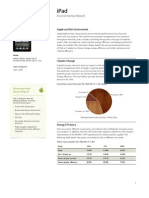 iPad Environmental Report