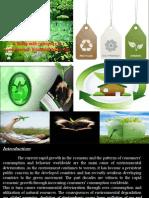 Green Marketing Powerpoint Presentation