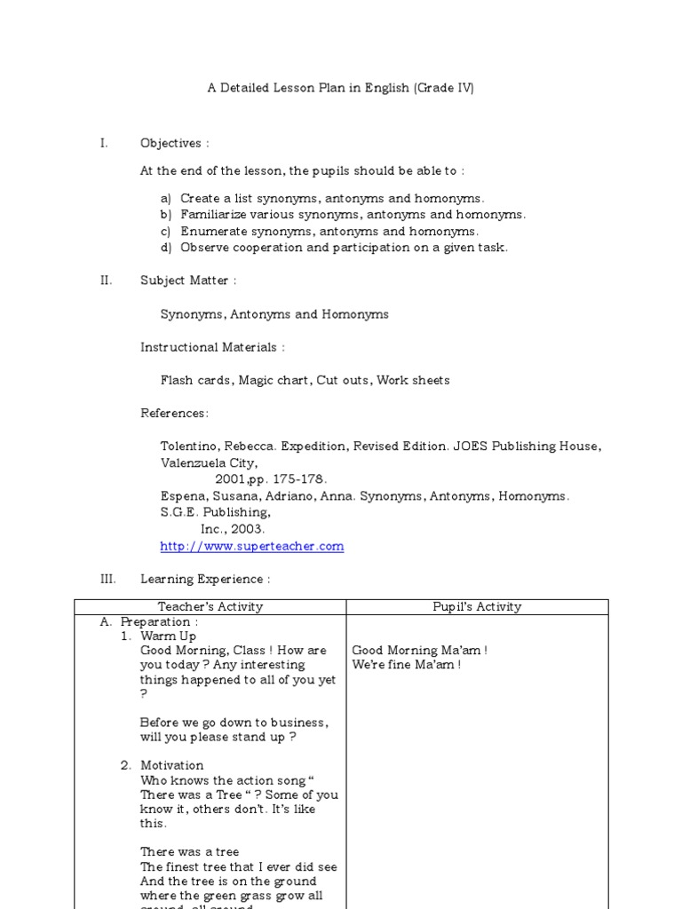 a detailed lesson plan Teachersnet features free grade 1 lesson plans and grade 2 lesson plans for elementary teachers first grade and second grade and elementary education resources discover printables, worksheets, thematic units, elementary lesson plans free teaching materials and educational resources for elementary teachers.