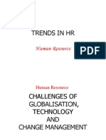 Trends in HR