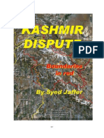 Kashmir Dispute - Terrorism or Freedom Fight By Syed Jaffer